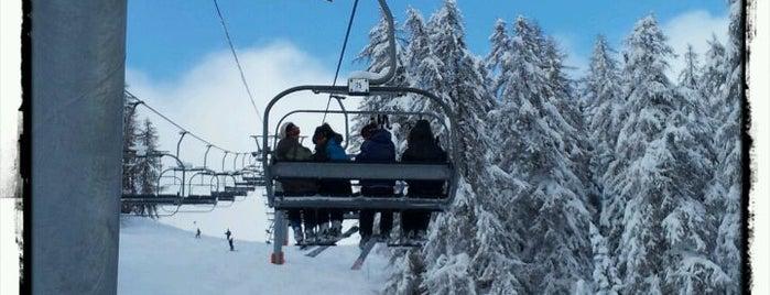 La Plagne is one of Stations de ski (France - Alpes).