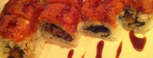 Sake House Hikari is one of David & Dana's LA BAR & EATS!.