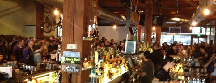 Elysian Fields is one of Happy Hour in Seattle.