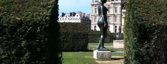 Carrousel Garden is one of Parcs, jardins et squares - Paris.