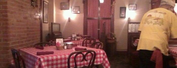 Frank's Spaghetti House is one of Corpus Christi to-do.