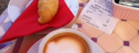 Kim's Coffee is one of Places to visit in Zagreb.