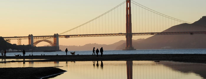 Crissy Field is one of San Francisco's Best Great Outdoors - 2012.