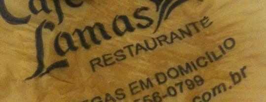 Café Lamas is one of Sabor Carioca.