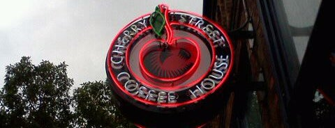 Cherry Street Coffee House is one of Seattle.