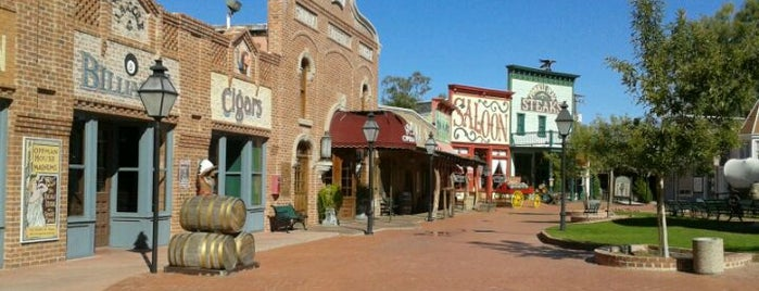 Trail Dust Town is one of The 15 Best Places for a Steak in Tucson.