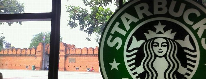 Starbucks is one of Greater Chiang Mai.