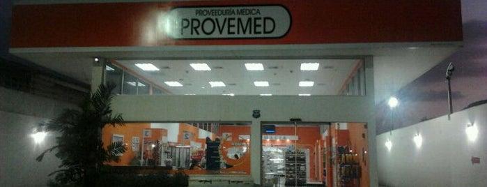 Provemed is one of Farmacias en Lechería.