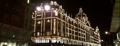 Harrods is one of World Sites.