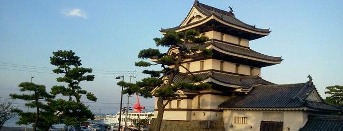 Tamamo Park is one of 神社.