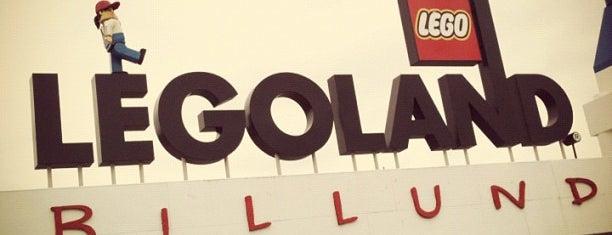 LEGOLAND Billund Resort is one of Bucket List.
