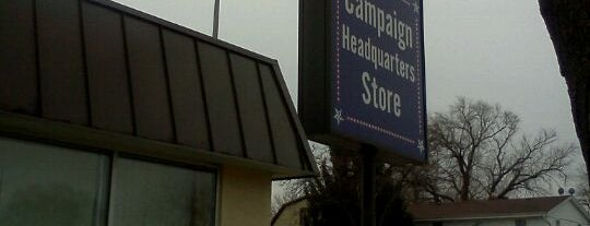 Hill's Campaign Headquarters Store is one of Guide to My Milwaukee's best spots.