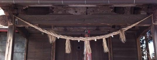 八雲神社 is one of Shinto shrine in Morioka.