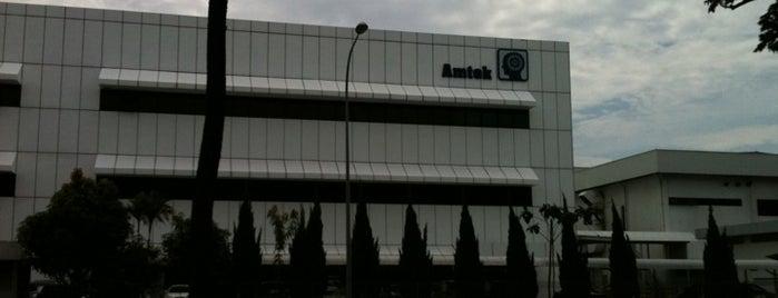 Amtek Engineering Ltd is one of OFFICE VOL.2.