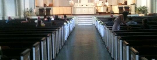 Hendricks Chapel is one of NYC Syracuse UNI.