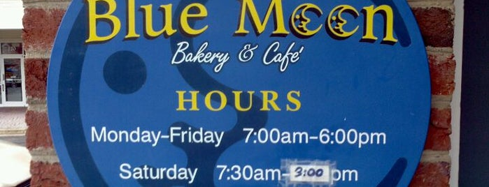 Blue Moon Bakery & Cafe is one of North Carolina To-Do.