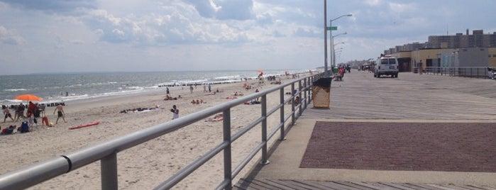 Rockaway Boardwalk is one of Great Outdoor and Swimmies.