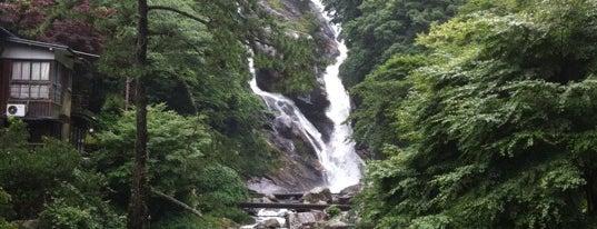 見帰りの滝 is one of 日本の滝百選.