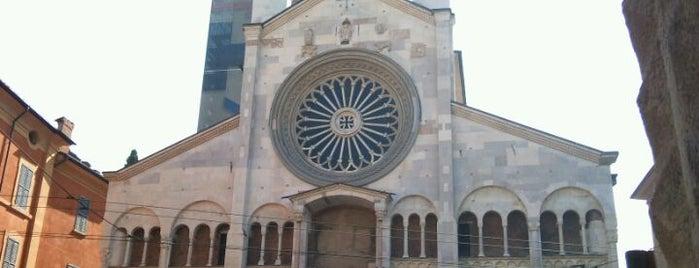 Duomo di Modena is one of Italien.