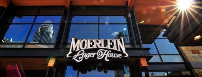 Moerlein Lager House is one of #VisitUS #VisitCincinnati.