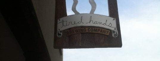 Tired Hands Brewing Company is one of Philadelphia Neighborhoods & Suburbs.