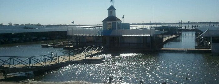 Harbor Bay Marina is one of Local.