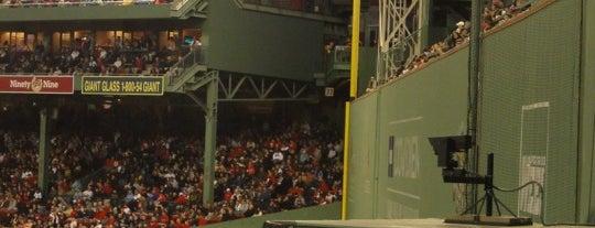 Fenway Park is one of Ballparks Across Baseball.