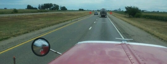 Interstate 55 is one of Lincoln 1.