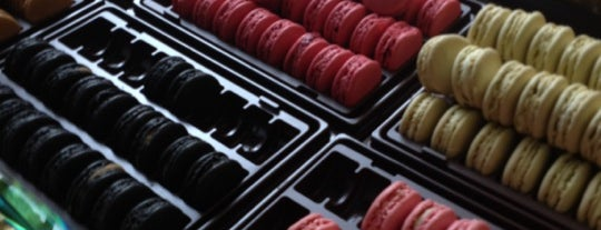 Ladurée is one of Around The World: London.