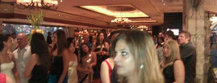 JET Nightclub is one of Vegas nightlife.
