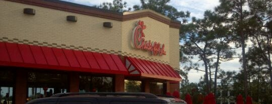 Chick-fil-A is one of The 15 Best Places for a Brunch Food in Panama City Beach.