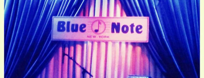 Blue Note is one of Jazz Ain't Nuthin' But Soul.