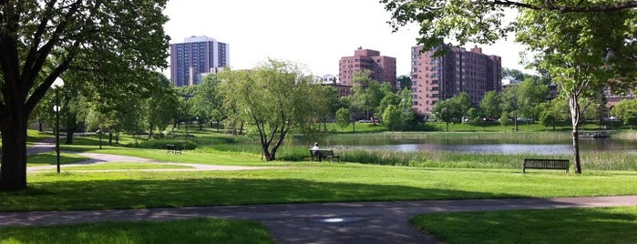Loring Park is one of Best Spots in Minneapolis, MN!.