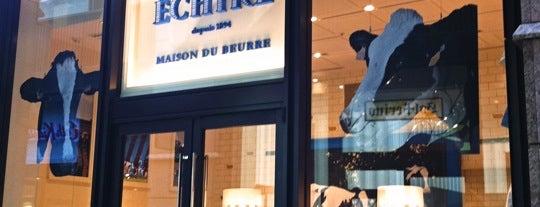 Échiré Maison du Beurre is one of My Favorite Bakeries.