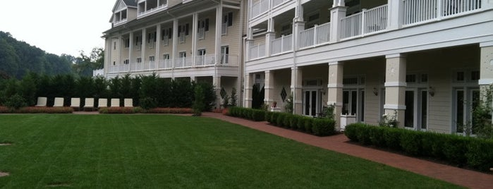 Omni Bedford Springs Resort & Spa is one of Best Places to Check out in United States Pt 6.