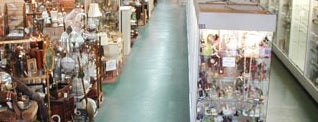 Wertz Brother's Antique Mart is one of Lucky Magazine's Favorite LA Home Stores..
