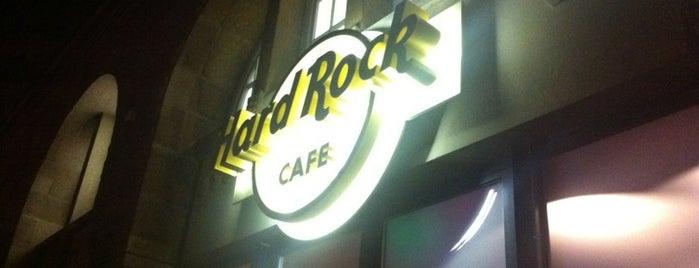 Hard Rock Cafés I rocked