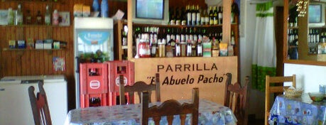 Parrilla el Abuelo Pacho is one of Top picks for Argentinian Restaurants.