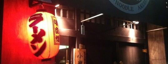 江戸川ヌードル 悪代官 is one of ラーメン(東京都内周辺).