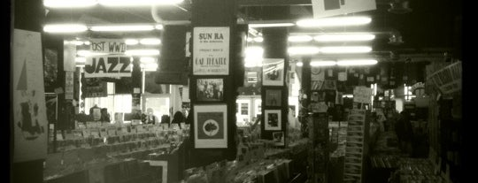Jazz Record Mart is one of Record Shops: Chicago.