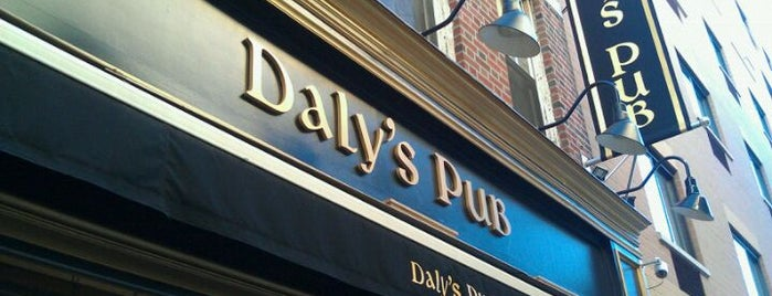 Daly's Pub is one of USA NYC QNS Astoria.