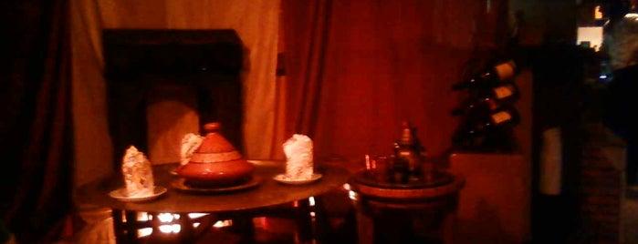 カサブランカ Casablanca モロッコ料理 is one of ノマドスポット in 名古屋.