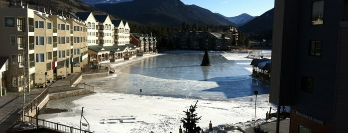 Keystone Lodge & Spa is one of If you go to Colorado....