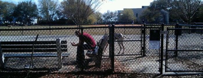 Hazel Parker Park Dog Park is one of Charleston Lowcountry Dog Runs.