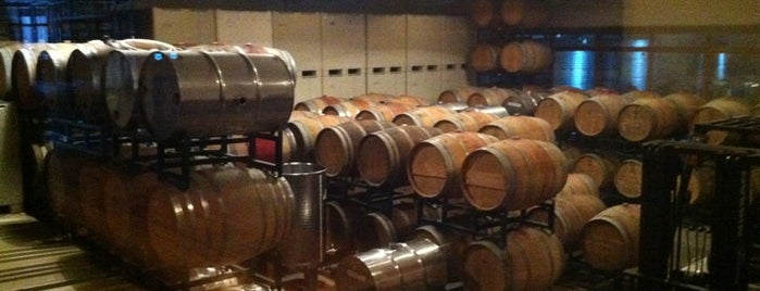 Brooklyn Winery is one of Comprehensive List of Bars in Williamsburg Bklyn.