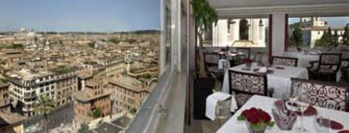 Imago Restaurant is one of Rome Lifestyle Guide.