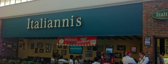 Italianni´s is one of Lugares favoritos en el D.F y Edo de Mex.
