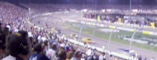 Richmond Raceway is one of Best Nascar Race Car Tracks.