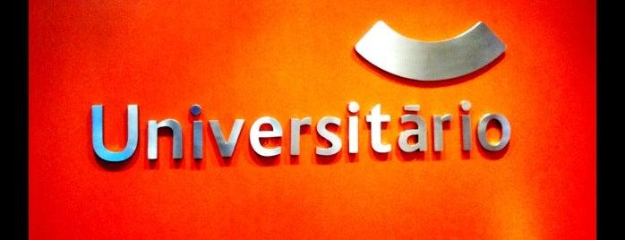 Universitário is one of Universitários.