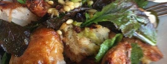 Zuni Café is one of 7x7's 2011 Big Eat SF Challenge.
